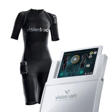 Visionbody EMS system for fitness studios