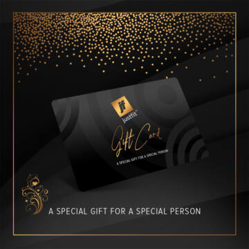 Justfit Gold Gift Card worth 2,000 Eur
