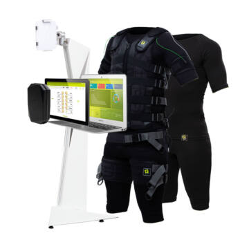 JustfitPro Click-On EMS studio equipment