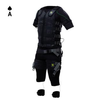 Ace suit with electrodes – no cables