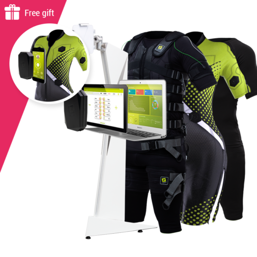 JustfitPro+  CLICK-ON-VENOM EMS kit