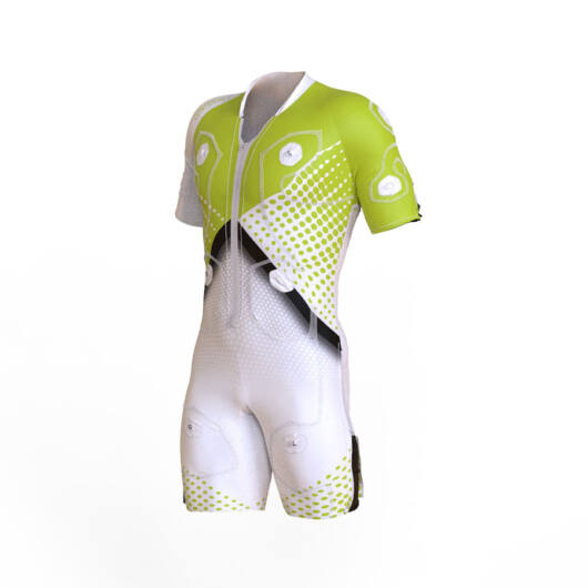 New Generation Confidence EMS suit with cables