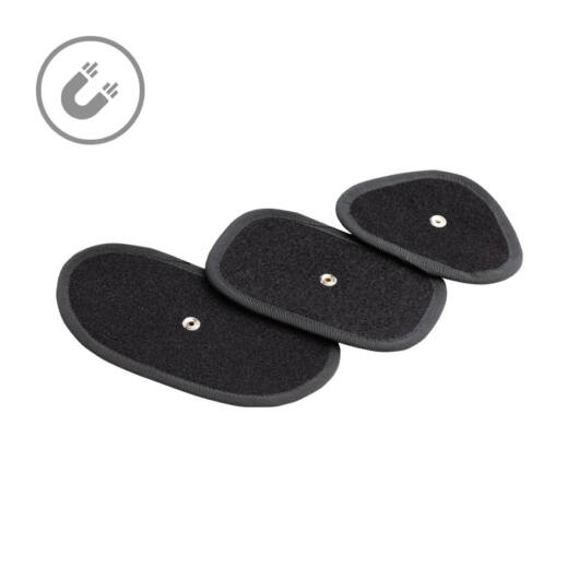 Electrode set small magnetic
