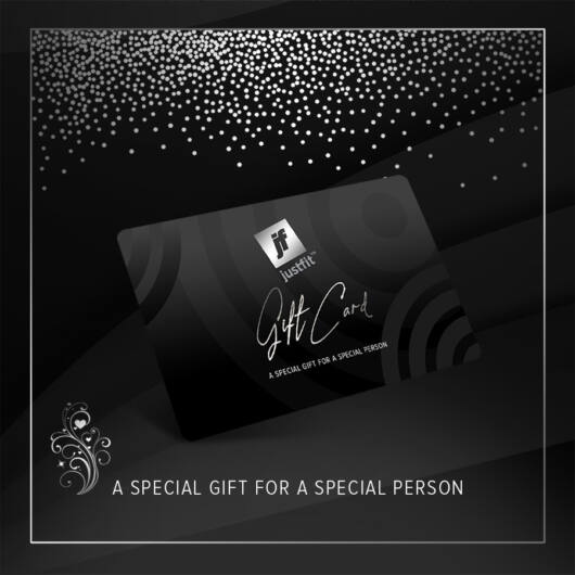Justfit Silver Gift Card worth 1,800 Eur