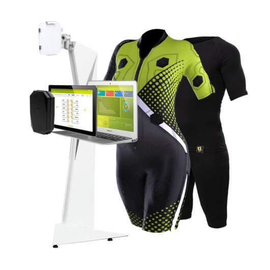 JustfitPro Venom EMS studio equipment
