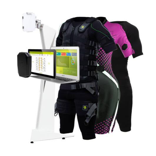 JustfitPro+  CLICK-ON-OBSESSION EMS kit