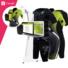 Picture 1/11 -JustfitPro+  CLICK-ON-VENOM EMS kit